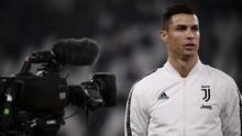 Pesepakbola Jadi Pasien Klinik Cangkok Rambut Ronaldo