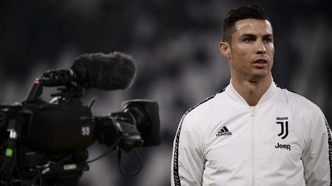 Ronaldo Mendongkrak Nama Juventus