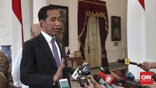 Jokowi Soal Ahok Ganti Ma'ruf Amin: Jangan Fitnah