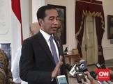 Jokowi: Ajak Teman ke TPS, Jangan Ada Satu Pun Golput