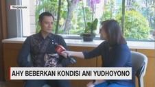 AHY Beberkan Kondisi Ani Yudhoyono