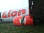 Pesawat Lion Dievakuasi, Bandara Pontianak Beroperasi Normal