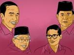 Jelang Debat Capres Kedua, Netizen Berpihak ke Kubu Mana?