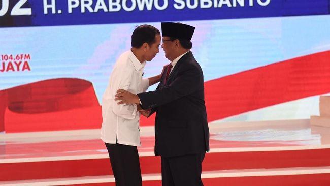 Tim Jokowi-Prabowo Saling Klaim Menang 6-0 di Debat Kedua