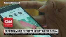 Pebisnis Muda Berdaya Lewat Media Sosial