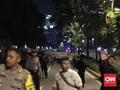 Saksi Ledakan di Parkit Senayan: Asapnya Putih, Bau Petasan