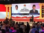 Beda Fokus Jokowi dan Prabowo Soal Industri Sawit
