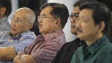 JK Minta Masjid Tak Jadi Tempat Pertentangan Politik Jemaah
