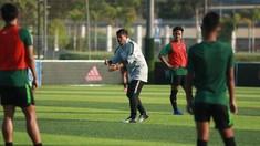 Pelatih Timnas Indonesia U-22 Tak Kaget Malaysia Kalah