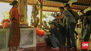 Belajar Fotografi Minim Cahaya di Pulau Dewata