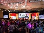 Bicara Soal 4.0, Jokowi Sebut Prabowo Kurang Optimistis!