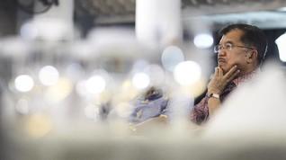 Prabowo Mau Beri Dana Pensiun Koruptor, JK Nilai Bergurau