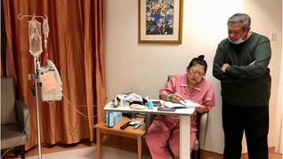 Ani Yudhoyono Minta Dibuatkan Lagu oleh 'Pepo' SBY