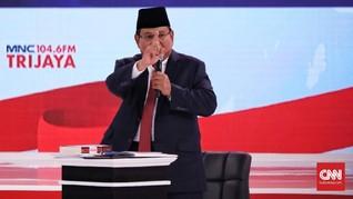 Prabowo Tuduh Jokowi Serahkan Pengelolaan Pelabuhan ke Asing
