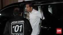 Ada Ledakan di Senayan, Jokowi Batal Temui Pendukung