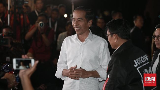 Demokrat: Jokowi Kemungkinan Sore Ini Jenguk Ani Yudhoyono