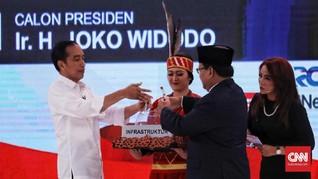 Prabowo Tuduh Pembangunan Infrastruktur Jokowi Kurang Efisien