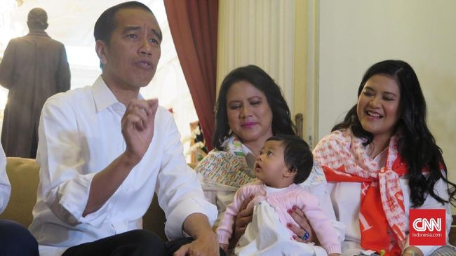 Bertolak ke Singapura, Jokowi dan Iriana Jenguk Ani Yudhoyono