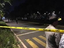 Ini Penjelasan Lengkap Polisi Soal Ledakan Dekat Debat Capres