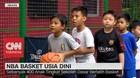 NBA Basket Usia Dini