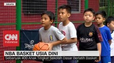 NBA Basket Usia Dini