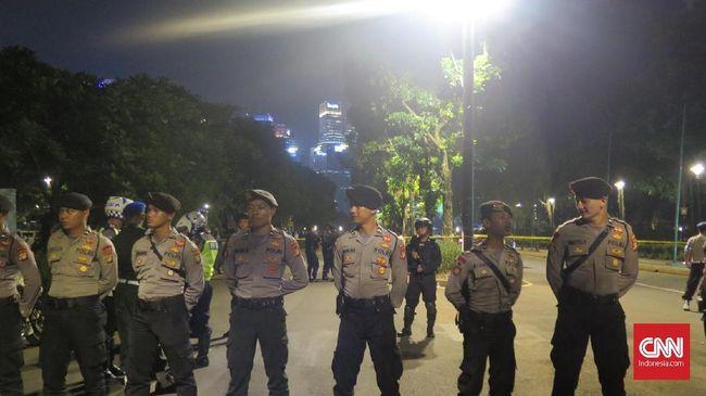 Polisi Sebut Ledakan di Parkir Timur Senayan Petasan