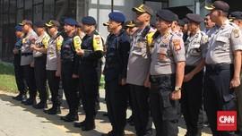 2.981 Personel Gabungan Amankan Debat Capres Kedua