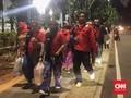 Terdengar Ledakan, Pendukung Jokowi Tinggalkan Lokasi Nonbar