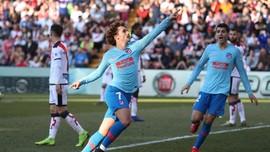 Atletico Madrid Geser Real Madrid di Posisi Kedua La Liga