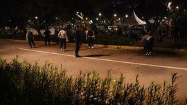 Dua Relawan Jokowi Dilaporkan Terluka saat Ledakan di Senayan