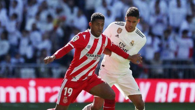 Gol Dibatalkan VAR, Real Madrid Kalah 1-2 dari Girona