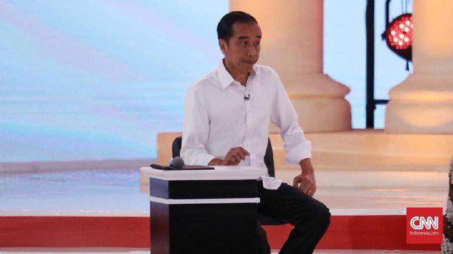 Jika Terpilih, Jokowi akan Konsisten Bangun Infrastruktur