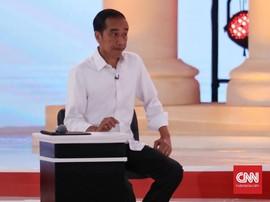 Jokowi: Tunjukkan Ulama Mana yang Dikriminalisasi, Saya Urus