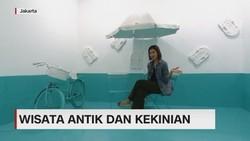 Mengunjungi Wisata Unik & Kekinian di Jakarta