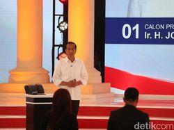 Median: Jokowi Lebih Detail, Prabowo Kurang Data