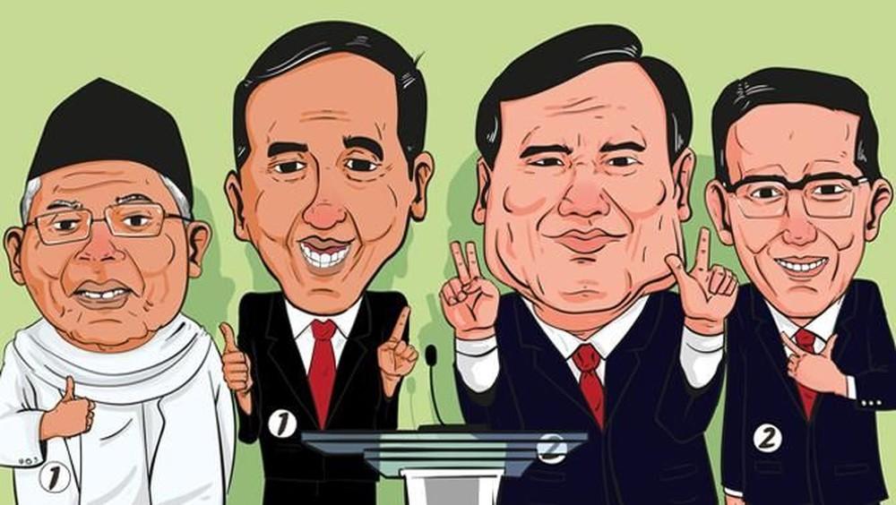 Perang Janji Jokowi-Prabowo di Debat Capres Kedua