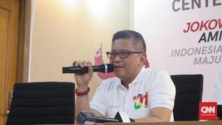 TKN Ajak Relawan Penuhi GBK Saat Kampanye Akbar Jokowi