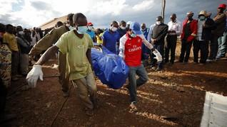 Kecelakaan Tambang Ilegal Zimbabwe, 24 Jasad Dievakusi