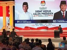 Prabowo: Pisahkan Kementerian Kehutanan dan Lingkungan Hidup