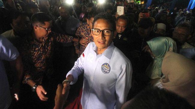Sandiaga Harapkan 'Unicorn' Indonesia Tak Dikuasai Asing