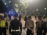 Polisi Mulai Olah TKP Ledakan di Lokasi Dekat Debat Capres