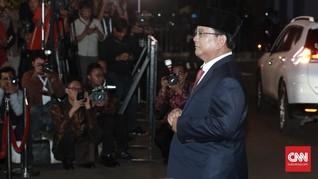 Prabowo Kumpulkan Partai Koalisi Bahas Kampanye Terbuka