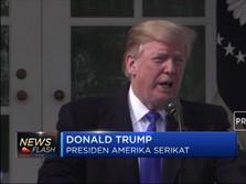Trump: Darurat Nasional Untuk Bangun Tembok Perbatasan