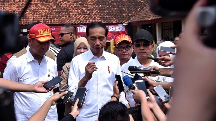 Ke NTB, Jokowi Cek Kesiapan Sirkuit MotoGP Mandalika?