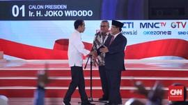 Empat Bumerang Prabowo Kala Serang Jokowi di Debat Pilpres