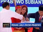 Perang Janji Jokowi - Prabowo