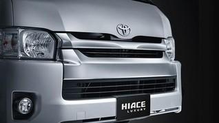 Toyota Hiace 2019 Belum Tentu Masuk Indonesia