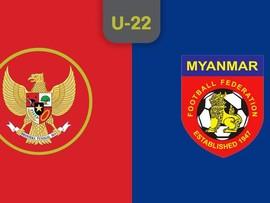 LIVE: Timnas Indonesia U-22 vs Myanmar di Piala AFF