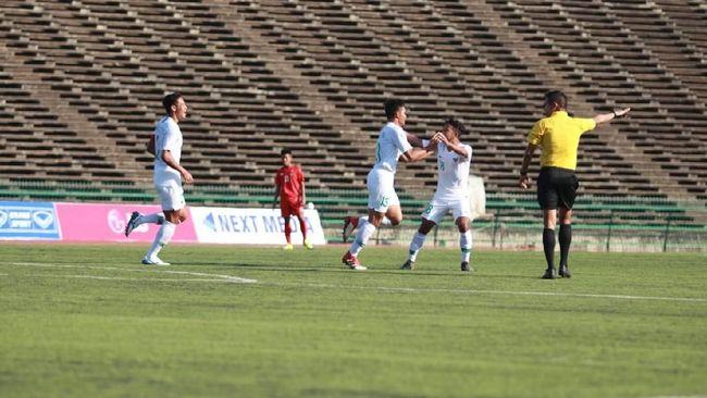 Live Streaming Timnas Indonesia U-22 vs Malaysia di Piala AFF