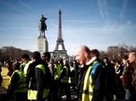 Demo Rompi Kuning Jilid ke-14, Pengunjuk Rasa Blokir Jalan